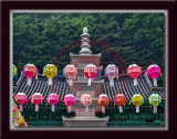 2012 - Buddha's 2556th Birthday Lanterns