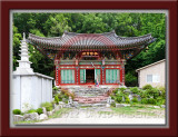 Songjusa Buddhist Temple 성주사 - Korea
