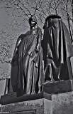 Detail, Confederate Memorial
