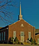 The Methodist Church at Triune