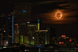 Supermoon - Moon of Doom HDR