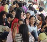 _Sunday Picnics for Philippino Maids