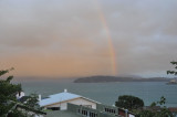 18 April 2011 - Rainbow over the Harbour