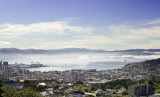 3a May 2011 - View of Wellington from Brooklyn War Memorial