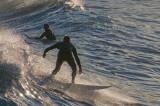 18 May 2011 - Surfs up at Lyall Bay
