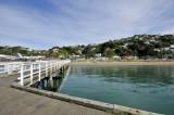 Seatoun, from the Pier