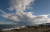 12 september 2011 - Cloud over Cook strait