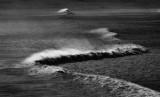 waves at Muriwai
