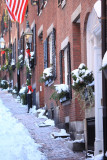 Winter on Acorn Street I