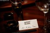 Mont Blanc Dinner