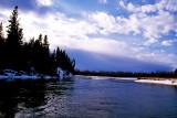 February 22, 1998 --- Red Deer River, Alberta