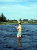 July 30, 1998 --- Red Deer River, Alberta