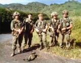Gun Team at Road Block
