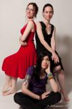 Modèles : Faith, Jessie, Valérie