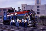 WGRF #19 March mini - Atlanta 1984