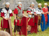 Sagnlandet - Roman soldiers