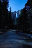 Yosemite Falls Star Trails