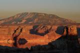 Navajo Mountain Sunset