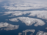 Greenland From The Air - 2