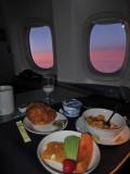 Airborne Atlantic Sunrise