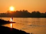 Fisherman on the Elbe #2