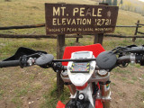 CRF450 at High Elevation with EFI Tuner