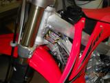 Power Surge on CRF450R Frame