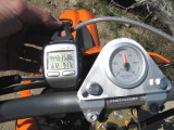 Evaluating Fuel Injected KTM at Higher Elevations with AirFuel Sensor Gauge