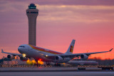 Aircraft & Sunsets Stock Photo Galleries (Digital cameras)