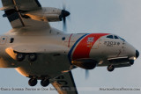 2012 - USCG CASA HC-144A Ocean Sentry #2303 on approach to Opa-locka Executive Airport military aviation photo