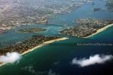 2012 - Palm Beach, Peanut Island, Lake Worth Inlet and Singer Island landscape aerial photo