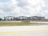 Late 1990's - the Avborne Hangars under construction at MIA