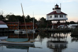After the Challenge I stopped at Drum Point at beautiful Calvert Marine Museum, Solomon's Island