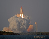 Space Shuttle Discovery Launch 02-24-2011