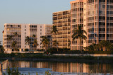 Our Condo on Ft. Myers Beach (center building, 7th floor)