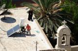 Jerusalem rooftop views