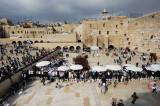 Western Wall view, Jerusalem