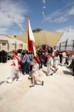 2012 Palm Sunday procession in Jerusalem