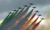 Italian Frecce Tricolori - Aermacchi MB-339-A/PAN
