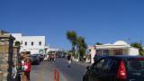 Thira - main street