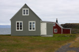 House on Flatey.