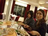 Dinner on Sea France's Rodin