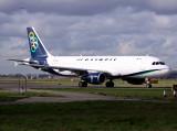 A320  SX-OAU