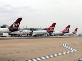 VS Tails at Gatwick