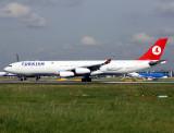 A340-200  TC-JDN