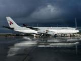 A340-300  A7-HHK