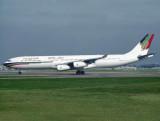 A340-300  A40-LB