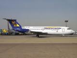 Bae 111-400    ZF-OAF