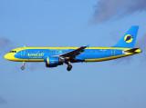 A320  UR-DAI