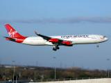 A340-300  G-VSUN